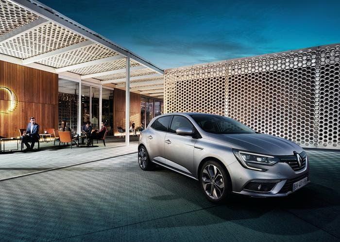 Renault Megane última generación