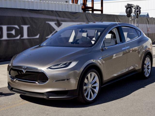 El Tesla Model X Est 225 Al Caer Por Lo Menos Esto Es Lo Que