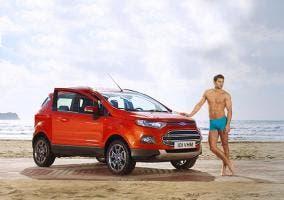Anuncio de arranque sin llave del nuevo Ford Ecosport