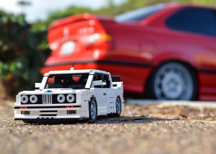BMW M3 E30 by LEGO