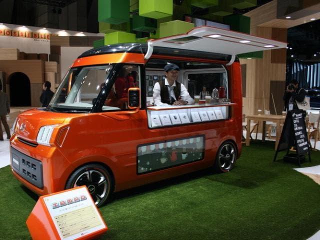 Los kei cars se adaptan para ser puestos ambulantes como for Placer motors used cars