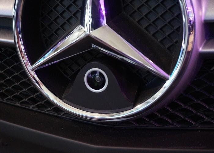 Mercedes última tecnología