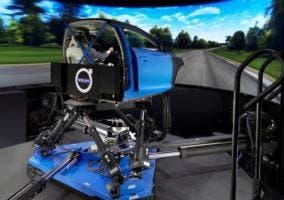 Volvo simulador