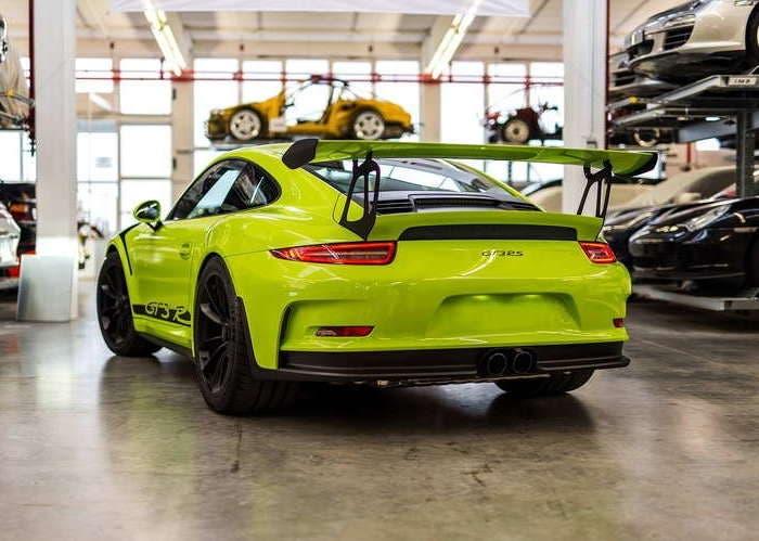 Porsche 911 GT3 RS  back