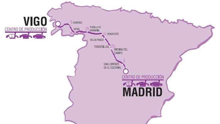 ¡Vehículo autónomo en carreteras españolas