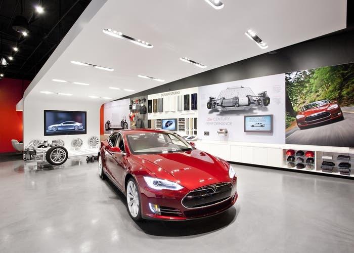 Tienda Tesla Motors Inc.