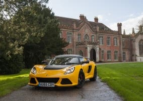 Lotus Exige Sport 350 actualizado