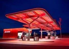 Gasolinera Cepsa