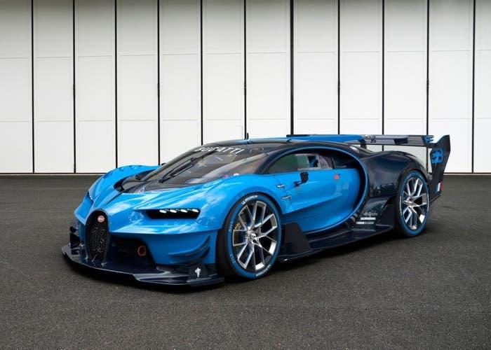 Bugatti Vision Gran Turismo (escala 1:1)