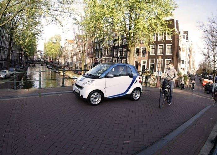 Eléctricos en Holanda