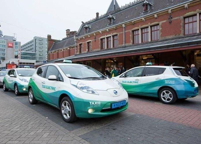 Taxis Holanda