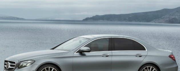 Mercedes Clase E W213