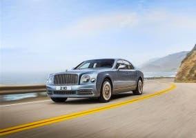 Bentley Mulsanne 1