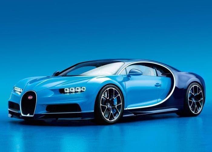 Bugatti Chiron, se filtran los primeros datos oficiales del digno sucesor del Veyron
