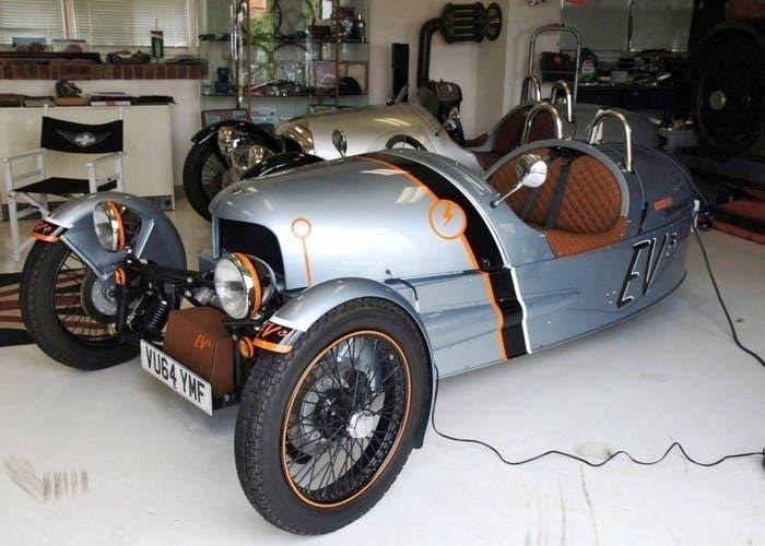Morgan EV3 eléctrico