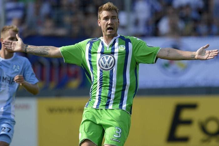 Nicklas Bendtner Wolfsburgo