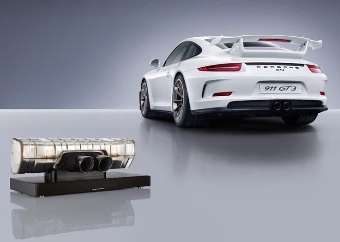 Porsche Soundbar