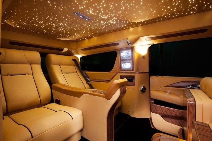 Este es el interior que todo Cadillac Escalade querría tener