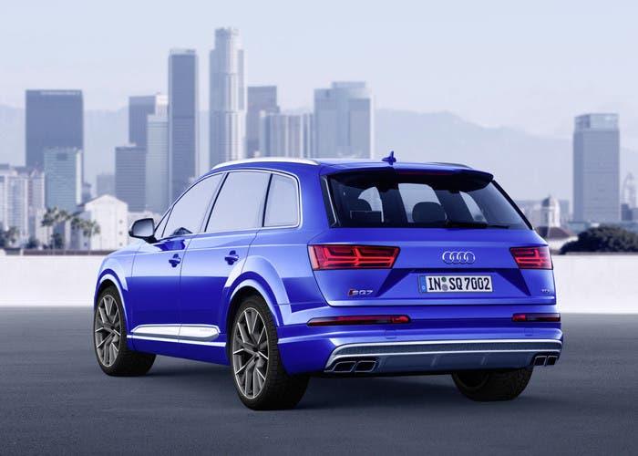 Audi SQ7 TDI back