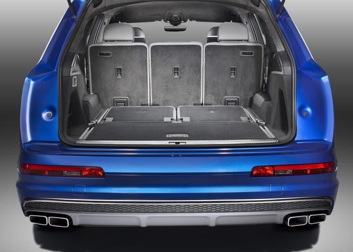 Audi SQ7 TDI maletero