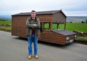 Barcroft Cars Casa de madera