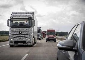 Daimler Autobahn