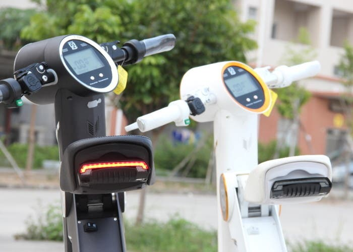 ET Smart Scooter cuadro