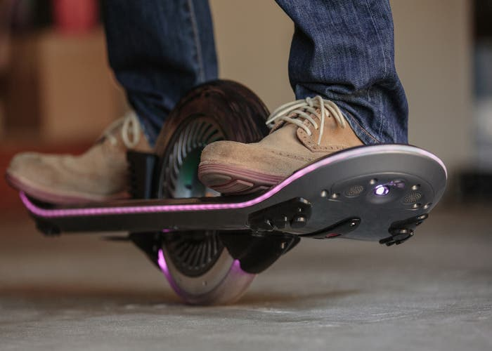 Hoverboard Tecnologies 2