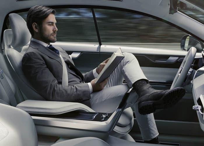 Idea de coche autónomo
