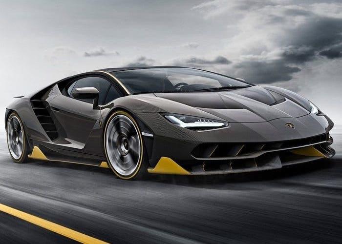 Lamborghini Centenario LP770-4 1