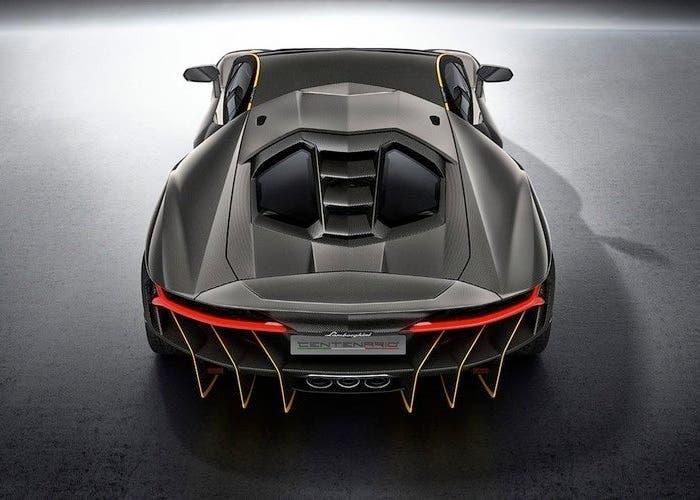 Lamborghini Centenario LP770-4 4