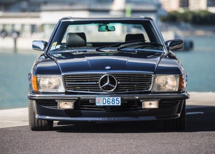 Mercedes SL 1986