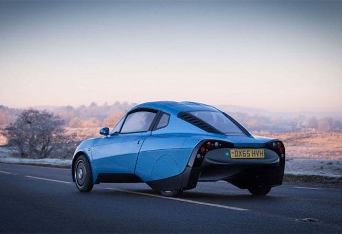 Riversimple Rasa back