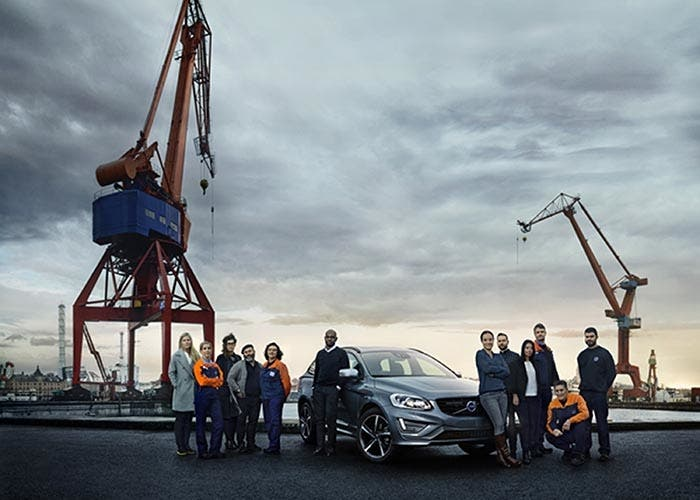 Foto del Grupo Volvo