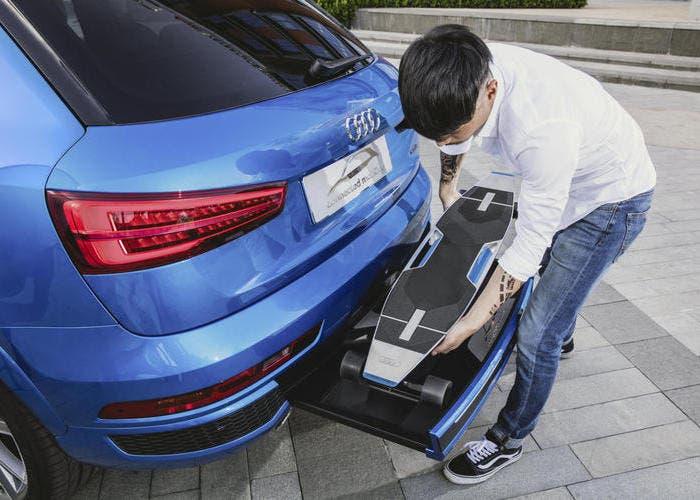 Audi patinete 1