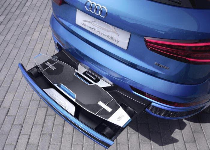 Audi patinete 2