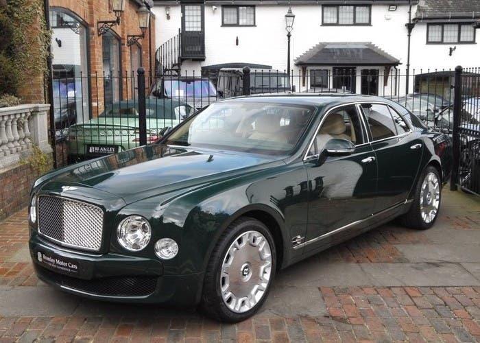 Bentley Musanne 1