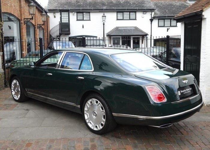 Bentley Musanne 3