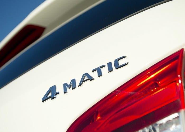 Mercedes 4Matic 4
