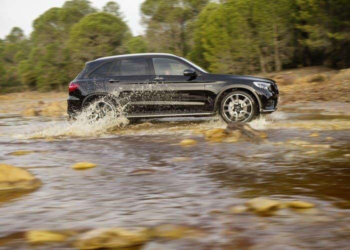 Mercedes 4Matic 5