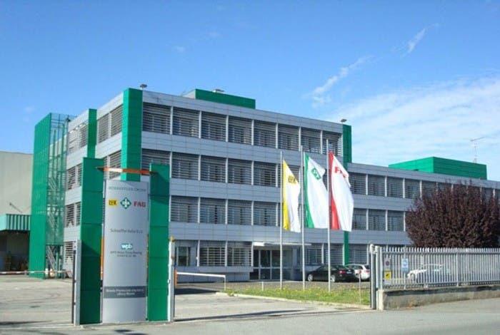 Schaeffler  planta Italia