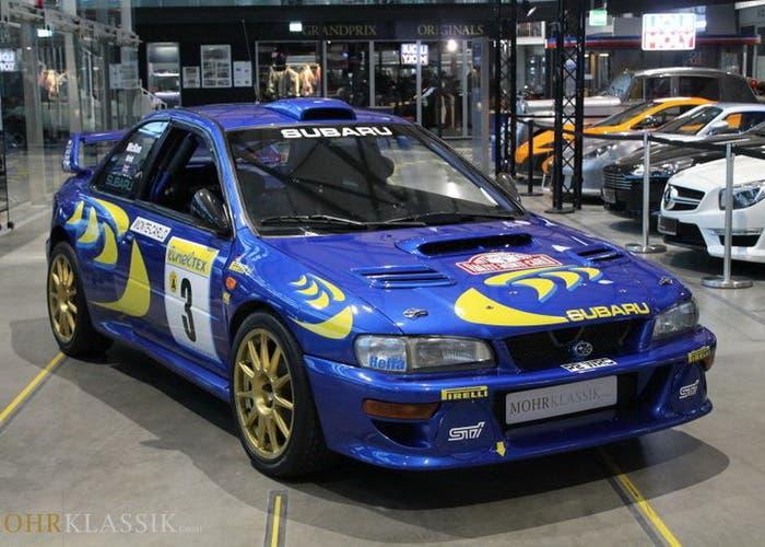 Subaru Impreza STI 5