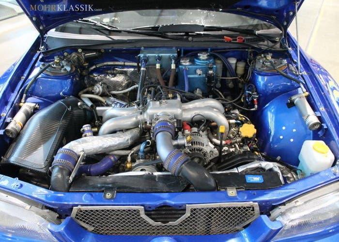 Subaru Impreza STI 8