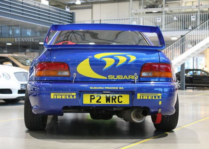 Subaru Impreza STI 9