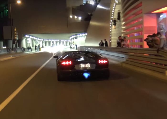 Tunel de Mónaco