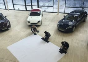 Aston Martin Leather