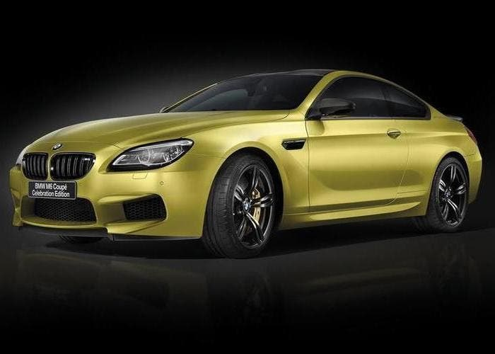 BMW M6 Celebration Edition Competition 01