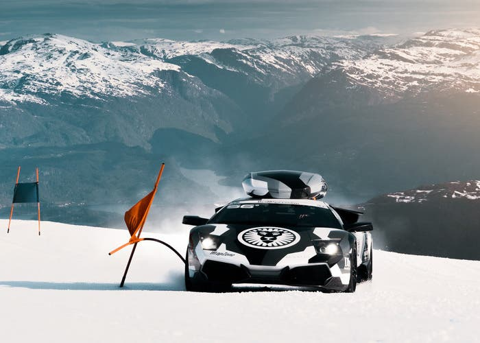Lamborghini Murcielago Jon Olsson