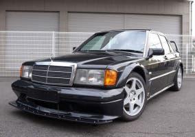 Mercedes-Benz 190-Series 2.5-16V Evolution II  08