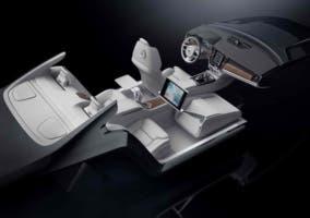 Volvo interior Concept